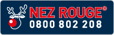 Nez Rouge Aargau Logo